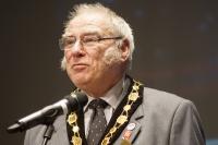 Ieuan Williams-Mayor of Brecon